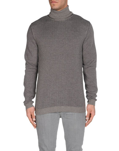 MAURO GRIFONI - High neck sweater