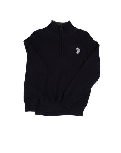 U.S.POLO ASSN. - High neck sweater