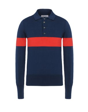 Polo sweater Men's - MICHAEL BASTIAN