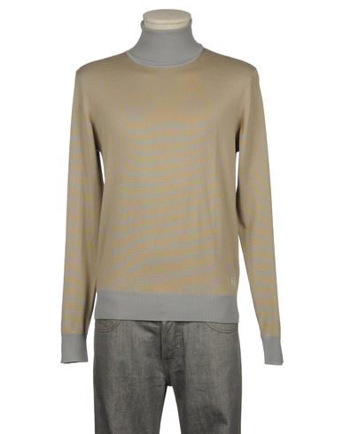 CARLO PIGNATELLI OUTSIDE - High neck sweater