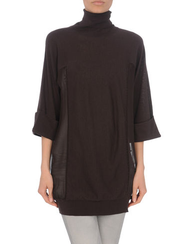 SCERVINO STREET - Short sleeve sweater