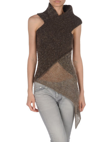 ISABEL BENENATO - Sleeveless sweater