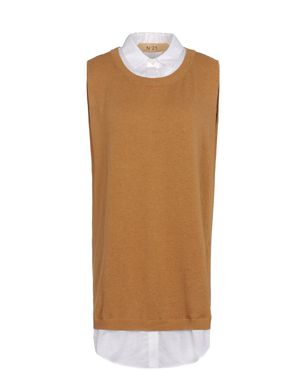 Sleeveless sweater Women's - N° 21