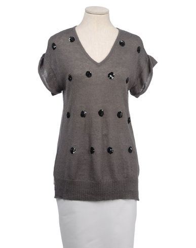 AC AUTRE CHOSE - Short sleeve sweater