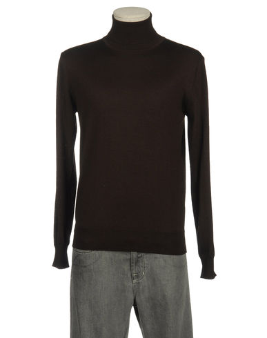 KANGRA CASHMERE - High neck sweater
