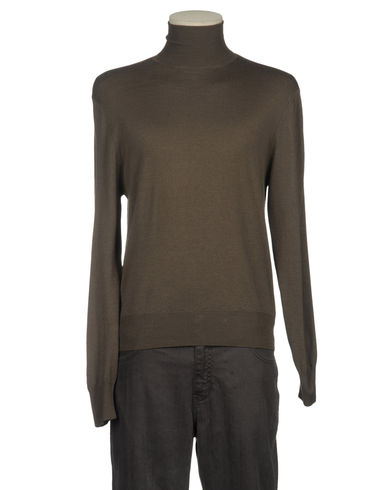 J. BRADLEY - High neck sweater