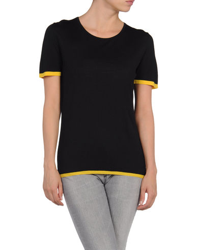 VERSACE - Short sleeve sweater