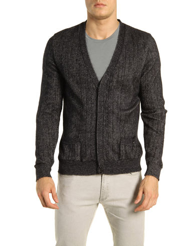 COSTUME NATIONAL HOMME - Cardigan