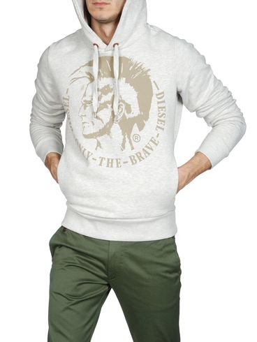 DIESEL - Sweatshirts - SCENTYN-S 00HQI