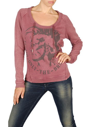 DIESEL - Sweatshirts - FAFE-LS-C