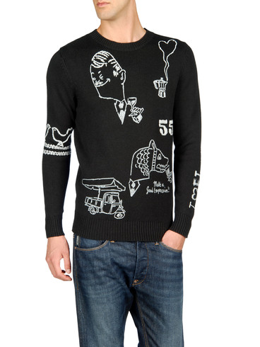 55DSL - Pullover - KRINT