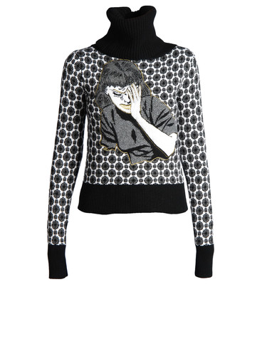 DIESEL BLACK GOLD - Sweater - MOLTY
