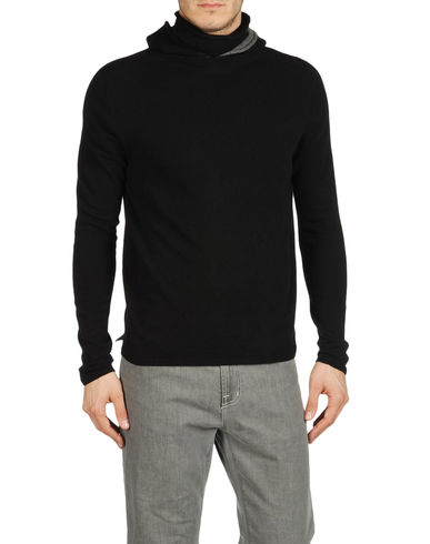 BALLANTYNE - High neck sweater