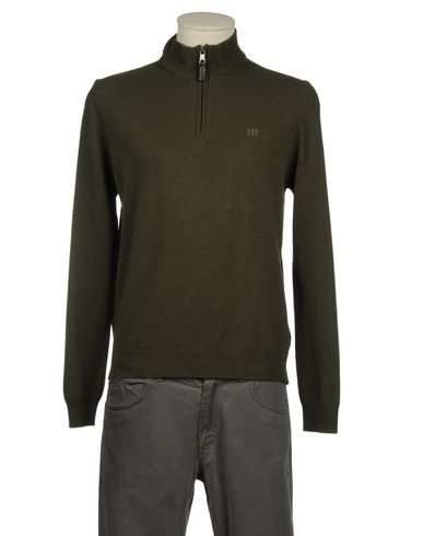 HENRY COTTON'S - High neck sweater