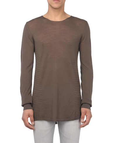 RICK OWENS - Crewneck sweater