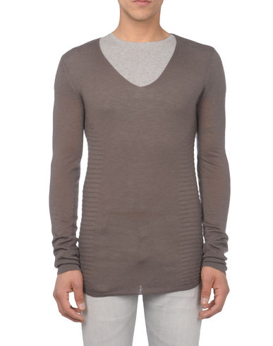 RICK OWENS - Cashmere sweater