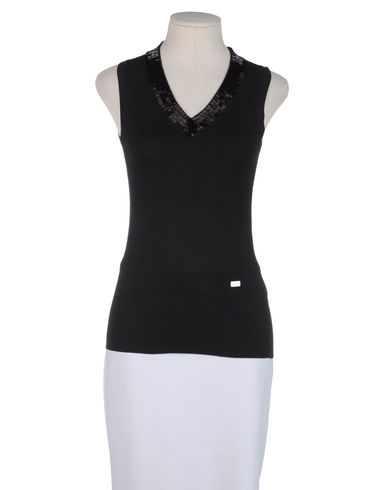 GAUDI' - Sleeveless sweater