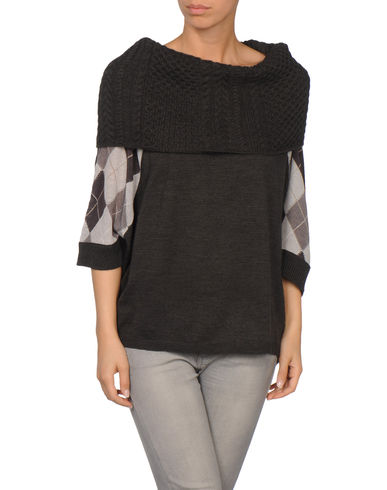 PATRIZIA PEPE - Short sleeve jumper