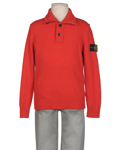 STONE ISLAND JUNIOR - Turtleneck