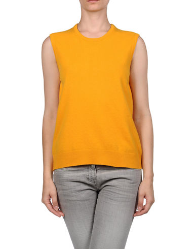 BALLANTYNE - Sleeveless jumper