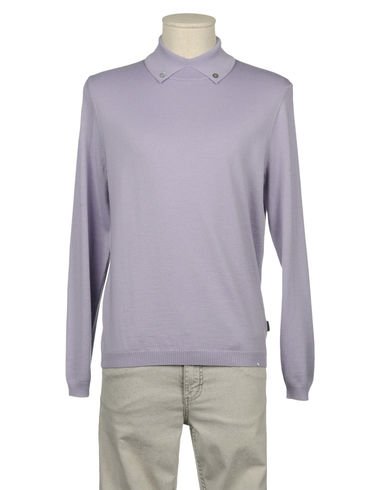 BOSS HUGO BOSS - Polo sweater