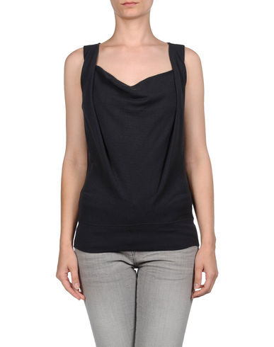 EMPORIO ARMANI - Sleeveless jumper