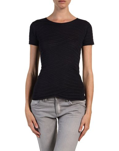 ARMANI COLLEZIONI - Short sleeve sweater