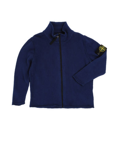 STONE ISLAND JUNIOR - Cardigan