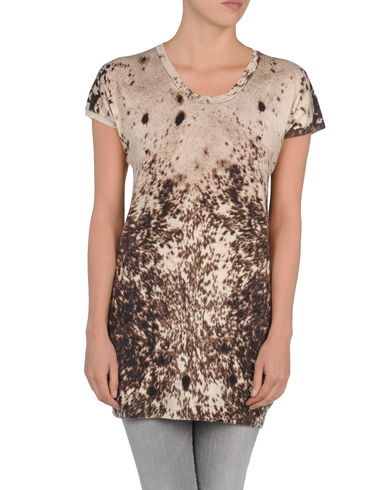 ROBERTO CAVALLI - Short sleeve sweater