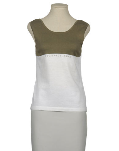 TJ TRUSSARDI JEANS - Sleeveless sweater