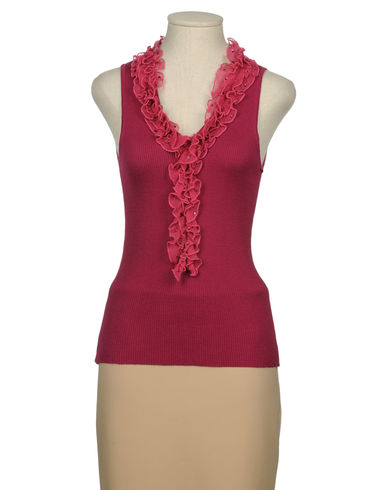 ANNARITA N. - Sleeveless sweater