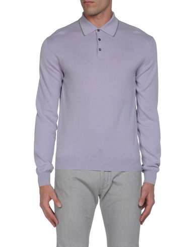 BALLANTYNE - Polo sweater