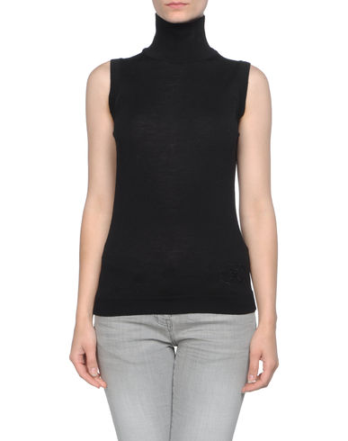 BURBERRY - Sleeveless sweater