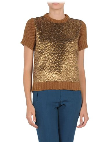ROCHAS - Short sleeve sweater