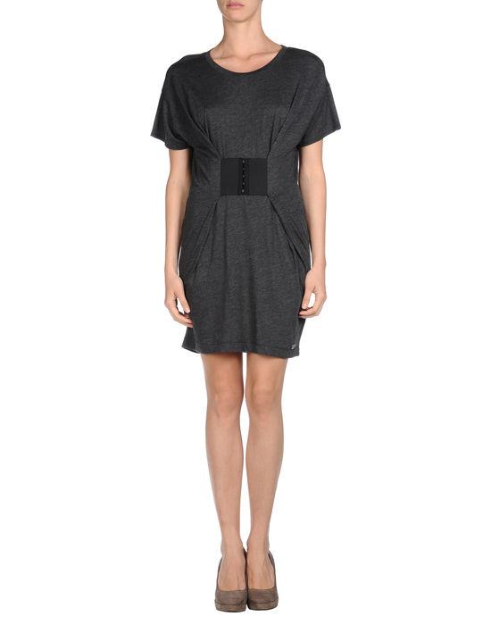 Фото CALVIN KLEIN JEANS Короткое платье. Купить с доставкой