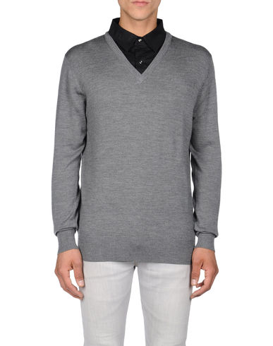 LAGERFELD - Polo sweater