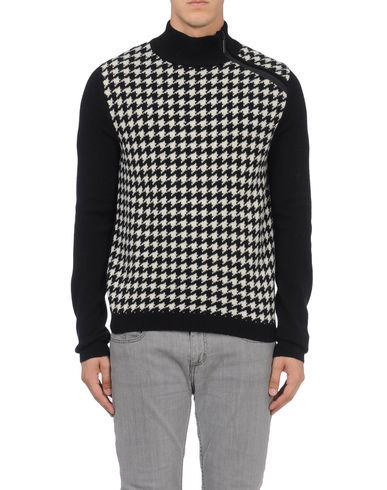 AZZARO - High neck sweater