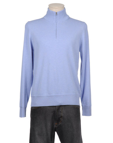 PETER BROWN - High neck sweater