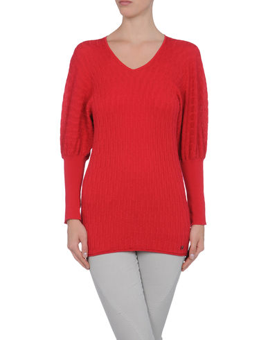 SALVATORE FERRAGAMO - Long sleeve sweater