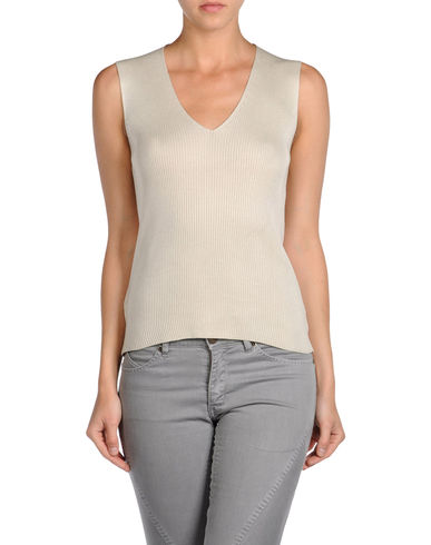 PRADA - Sleeveless sweater