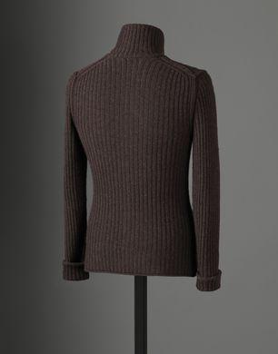 CARDIGAN COLLO ALTO - Cachemire - Dolce&Gabbana - Inverno 2016