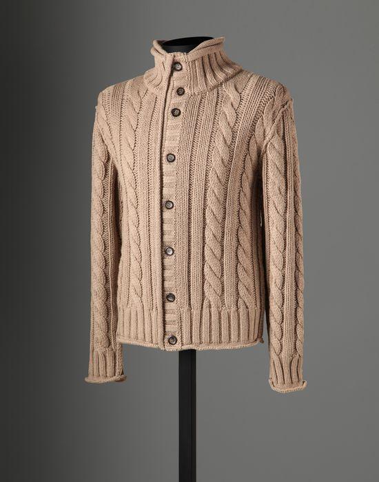 TURTLE NECK CARDIGAN - Cardigans - Dolce&Gabbana - Winter 2016