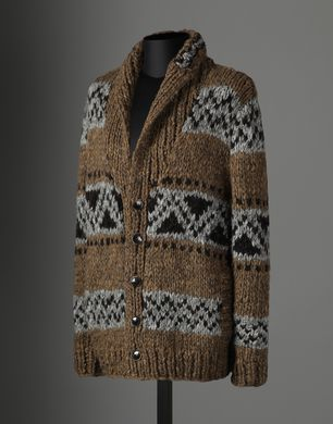 SHAWL COLLAR CARDIGAN - Cardigans - Dolce&Gabbana - Winter 2016