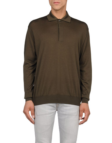BRIONI - Polo sweater