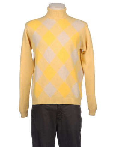 ROBERTSON OF DUMFRIES - High neck sweater