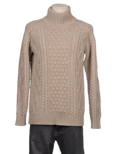GAZZARRINI - High neck sweater