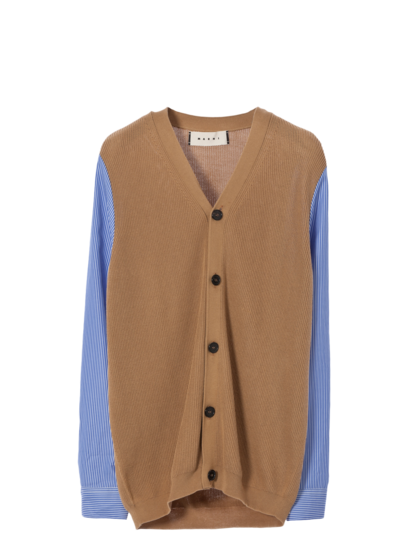 MARNI - Cardigan Maniche Lunghe