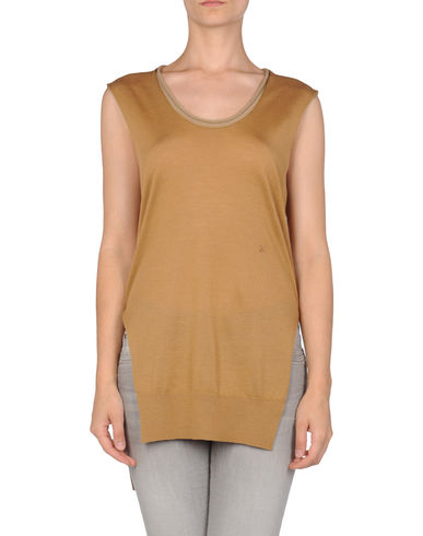 C&#201;LINE - Sleeveless sweater