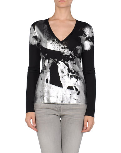 ALEXANDER MCQUEEN - Long sleeve jumper