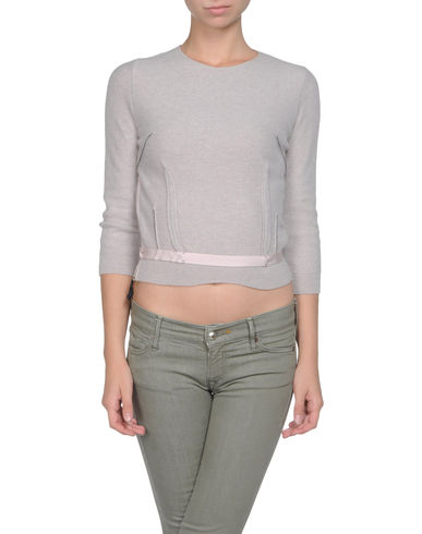 NINA RICCI - Short sleeve sweater
